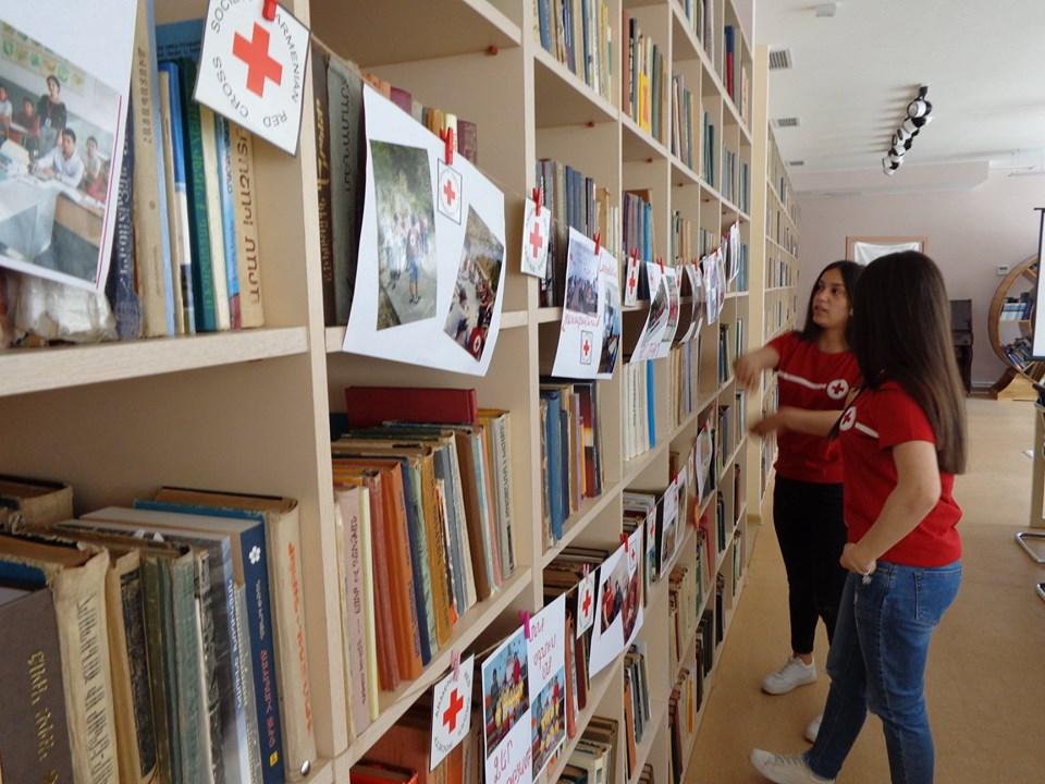 Միջոցառում նվիրված Կարմիր խաչի և Կարմիր Մահիկի միջազգային օրվան (24)