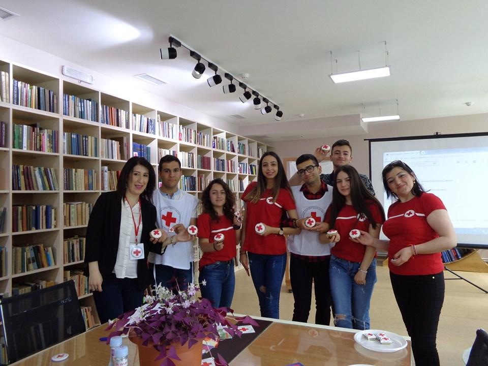 Միջոցառում նվիրված Կարմիր խաչի և Կարմիր Մահիկի միջազգային օրվան (28)