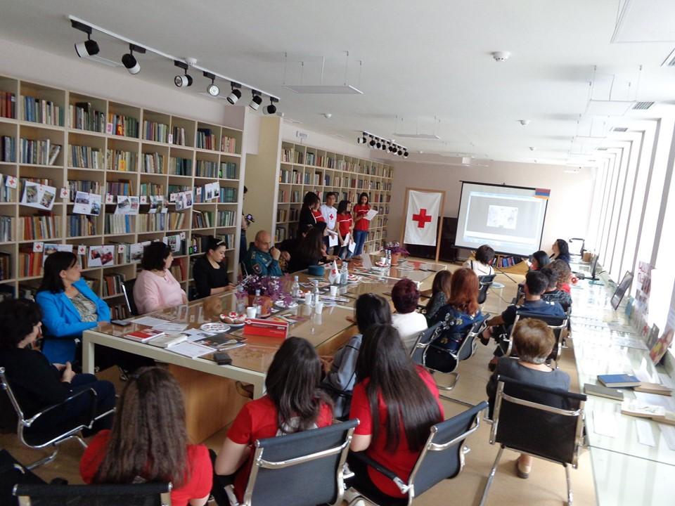 Միջոցառում նվիրված Կարմիր խաչի և Կարմիր Մահիկի միջազգային օրվան (31)