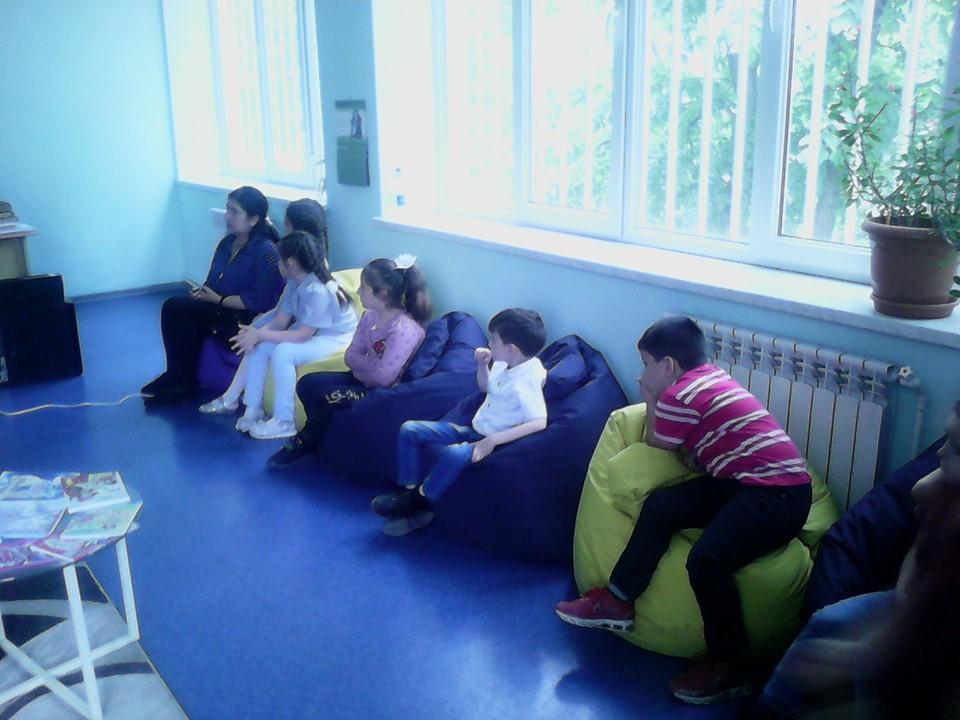 Թիվ 10 միջն. դպրոցի I- ին դասարանի աշակերտների այցը (13)