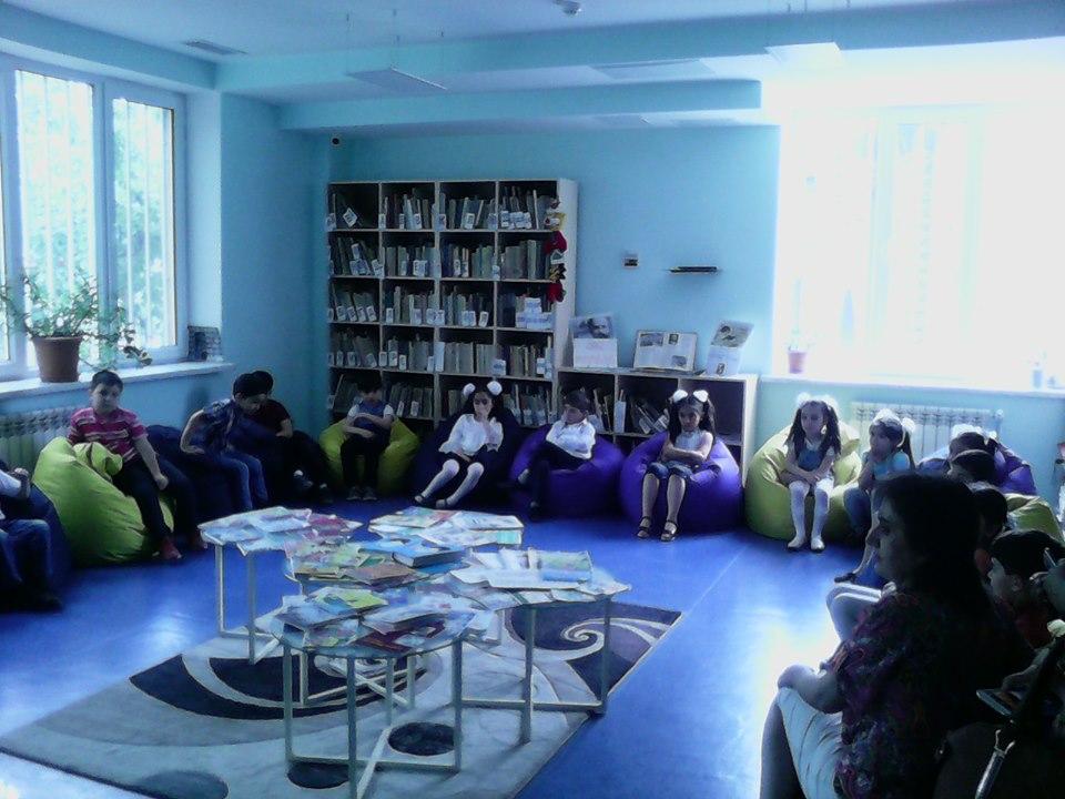 Թիվ 10 միջն. դպրոցի I- ին դասարանի աշակերտների այցը (23)