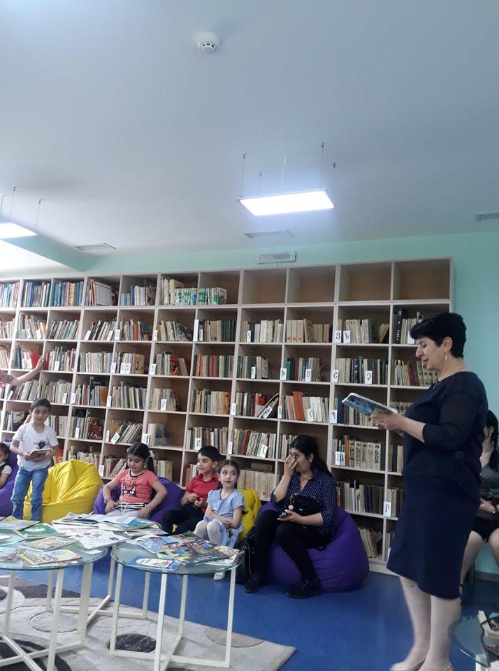 Թիվ 10 միջն. դպրոցի I- ին դասարանի աշակերտների այցը (26)