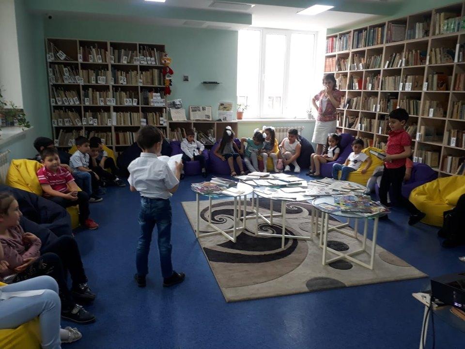 Թիվ 10 միջն. դպրոցի I- ին դասարանի աշակերտների այցը (30)