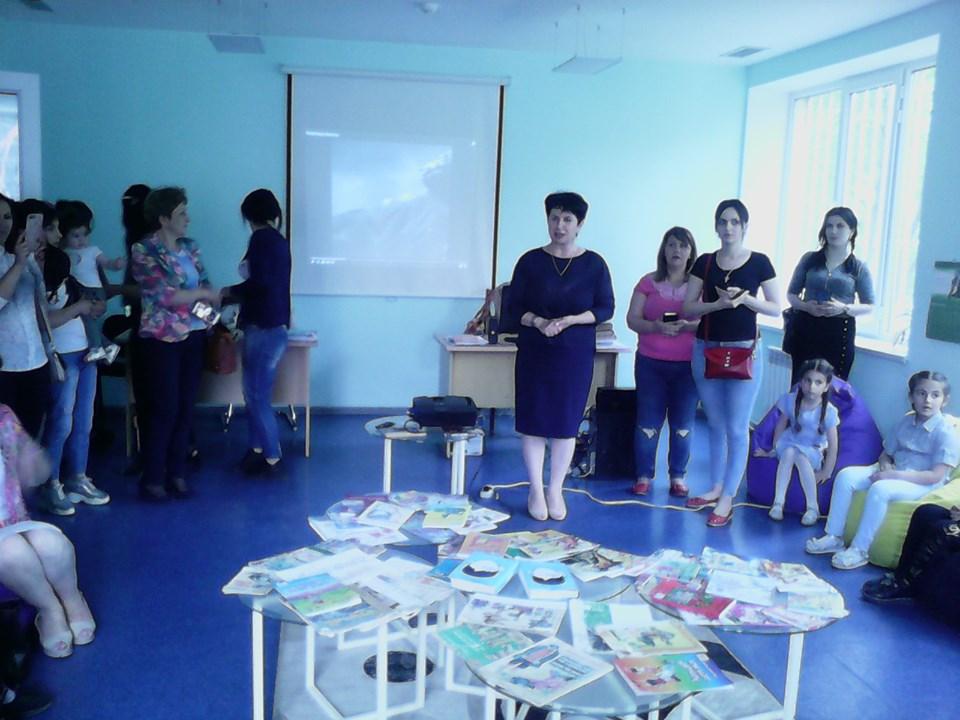 Թիվ 10 միջն. դպրոցի I- ին դասարանի աշակերտների այցը (33)