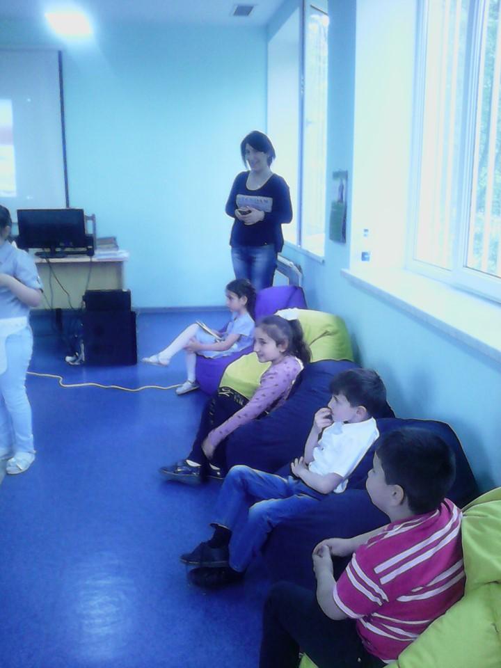 Թիվ 10 միջն. դպրոցի I- ին դասարանի աշակերտների այցը (34)