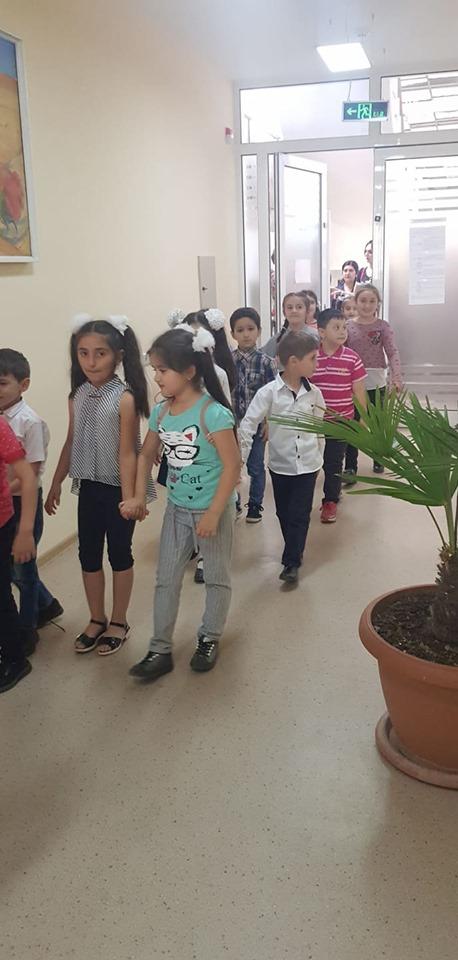 Թիվ 10 միջն. դպրոցի I- ին դասարանի աշակերտների այցը (37)