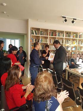 Հոկտեմբերի 7-ին Էլեկտրոնային գրադարանում նշվեց ,,Գրադարանավարի օրը՛՛ (22)